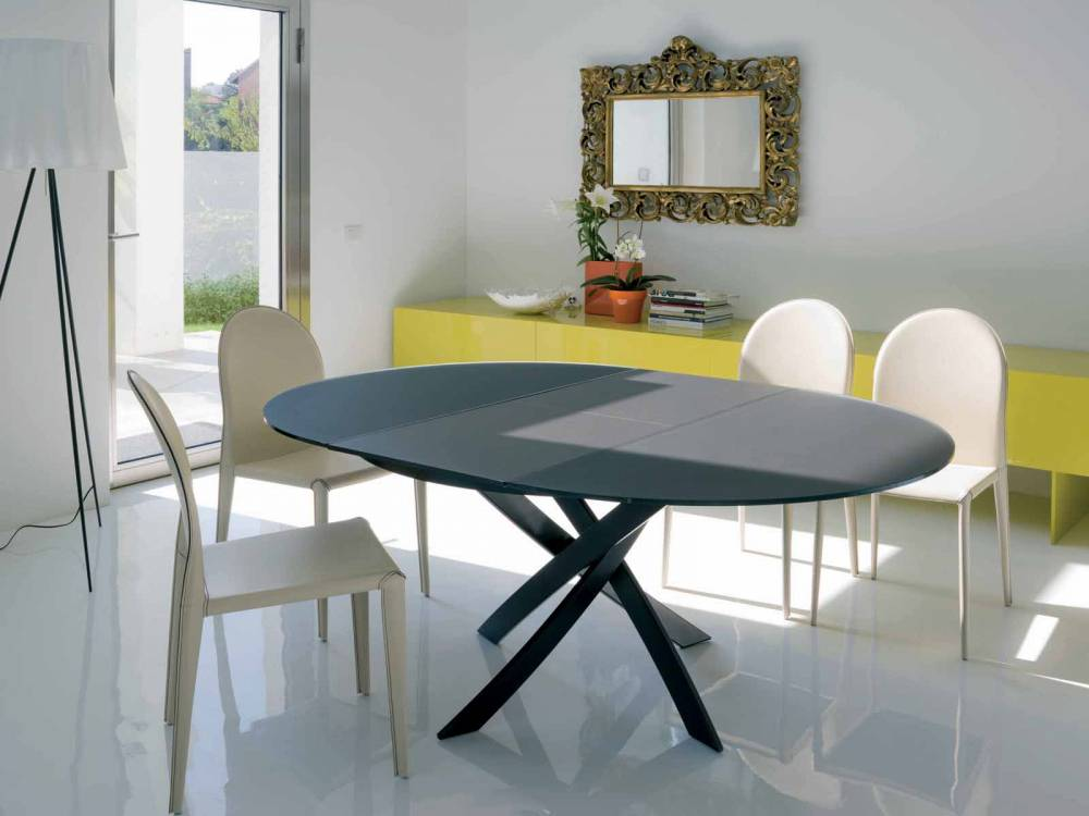 Best tavoli da cucina moderni allungabili photos design - Tavoli da cucina allungabili moderni ...