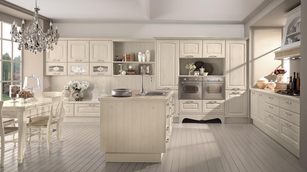 Beautiful Cucina Stile Classico Contemporary - Design & Ideas 2017 ...