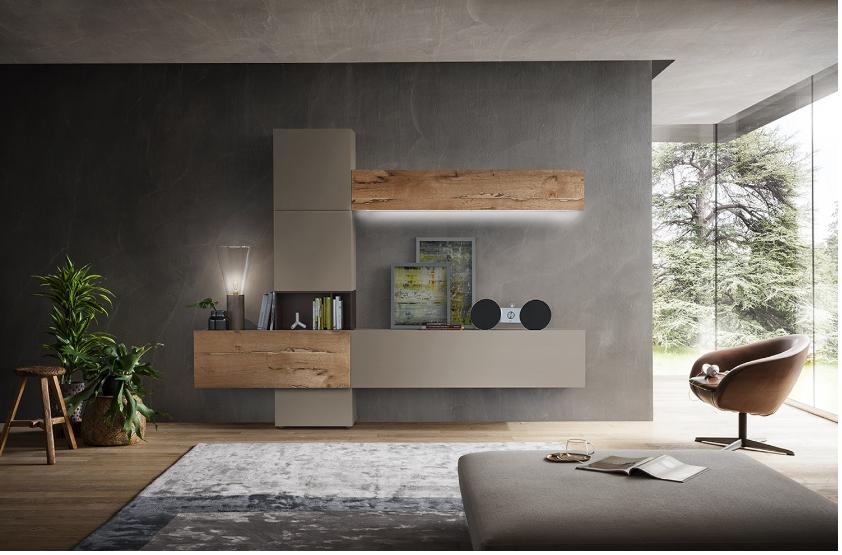 mobili moderni per soggiorno monza - Mobili Moderni Per Zona Giorno