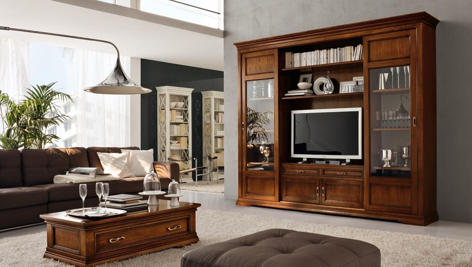 Vendita arredamenti completi scontati cucine e mobili in for Muebles salon clasicos