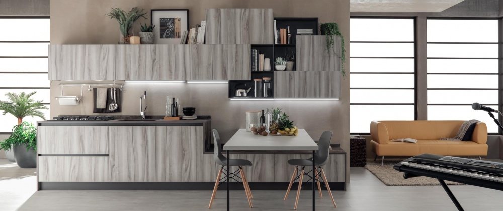 Cucine di design e mobili per interni di qualit for Design di showroom di mobili