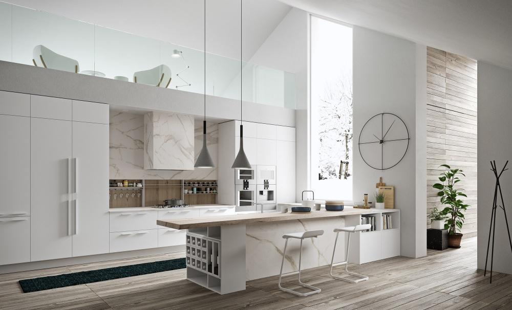 cucina modello ideal record a Torino