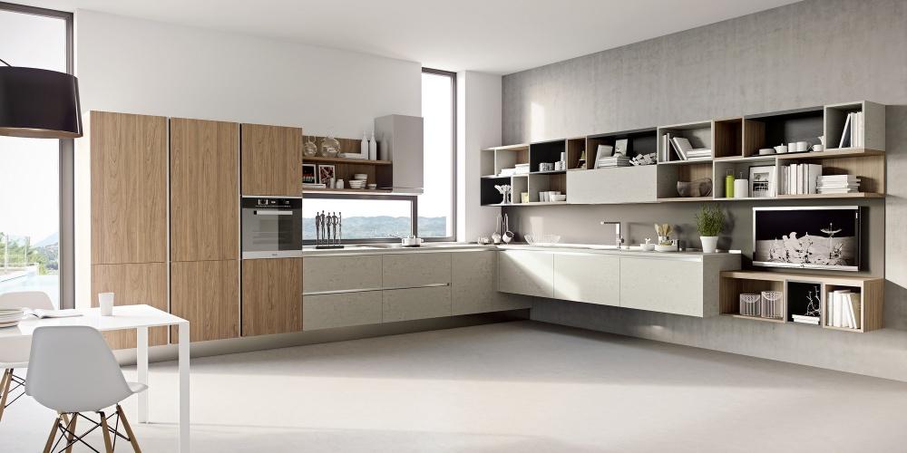 cucina lamina Record a Torino
