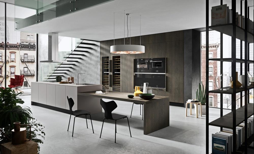 cucina ideal Record a Torino