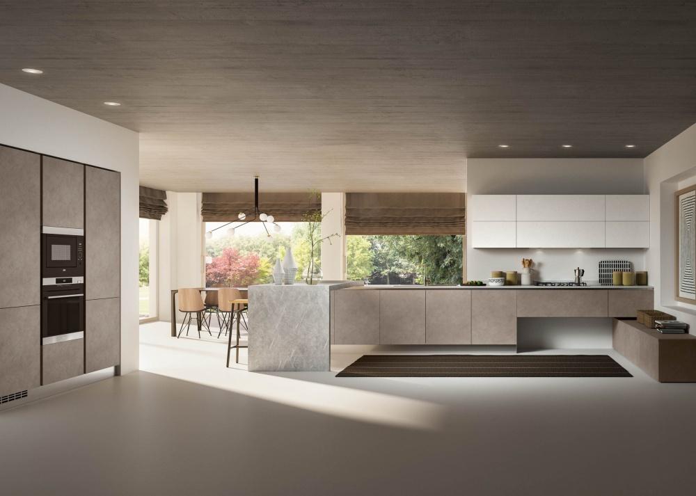 cucina moderna pratica e funzionale
