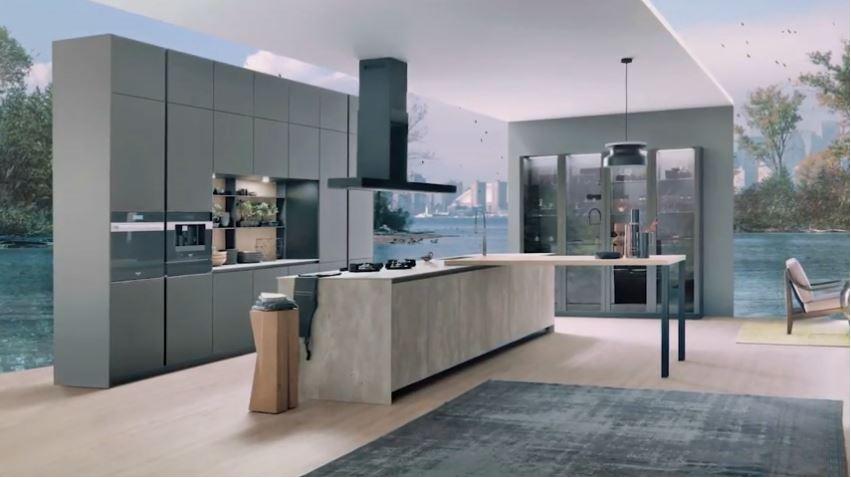 cucina modello alianta stosa a Milano
