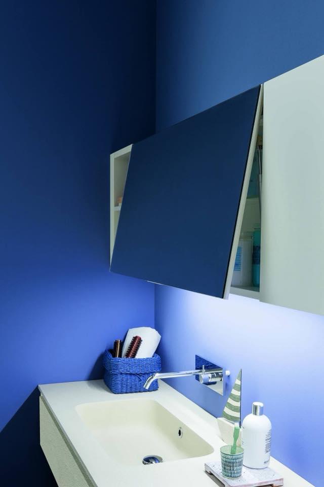ampliare lo spazio in bagno