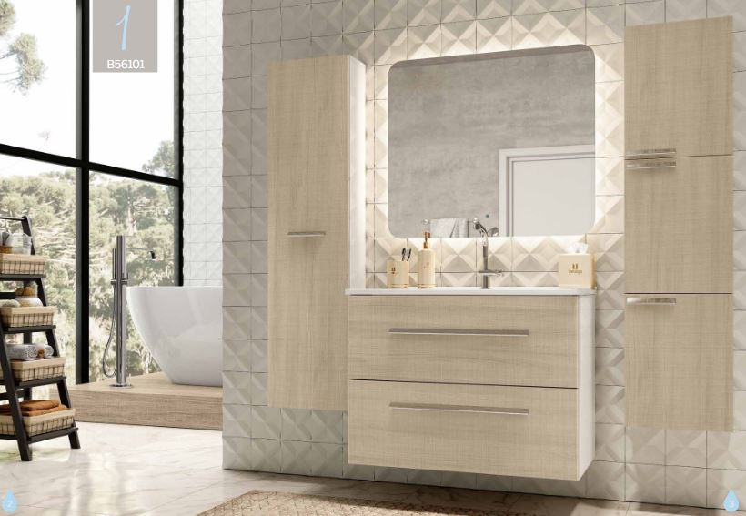 Scegliere il rivestimento del bagno