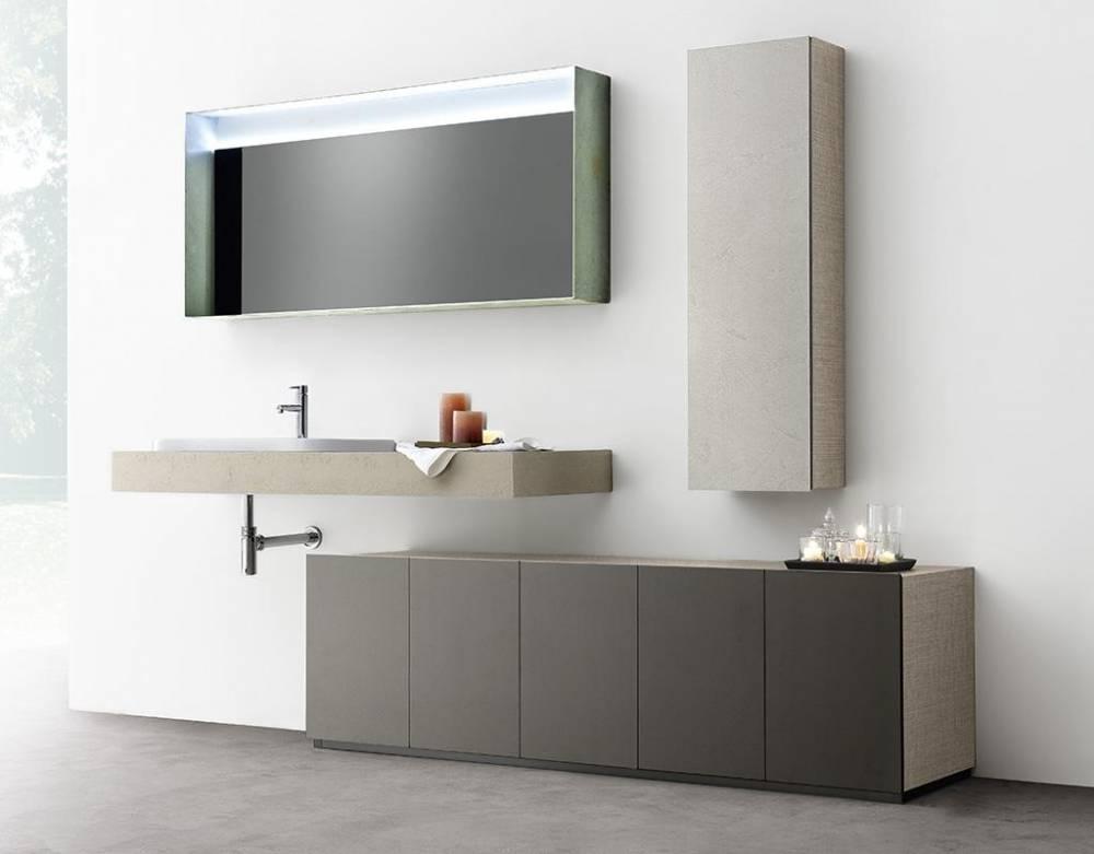 Bagni moderni ed eleganti exclusive design bagni moderni con antibagno elegante arredare e con - Bagni bellissimi moderni ...