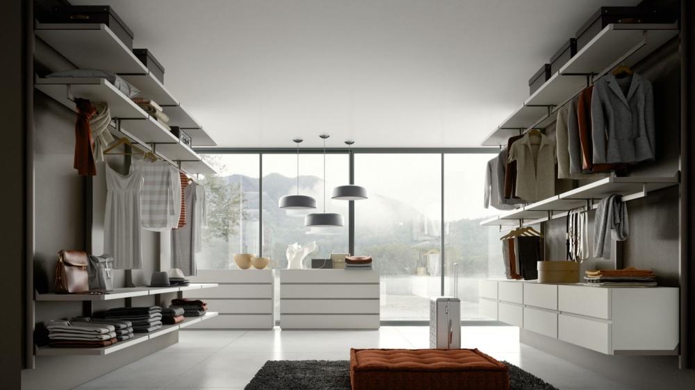 Cabine armadio soluzioni per inventare gli spazi - Soluzioni per cabine armadio ...