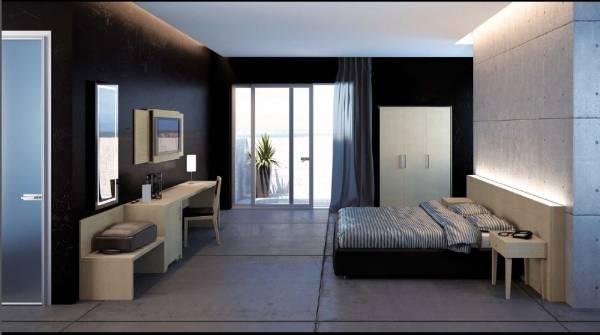 camere da letto per hotel in frassino