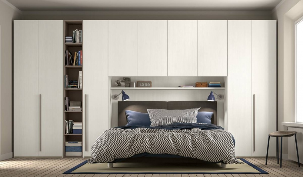Camere da letto eleganti raffinate funzionali - Camere da letto eleganti ...