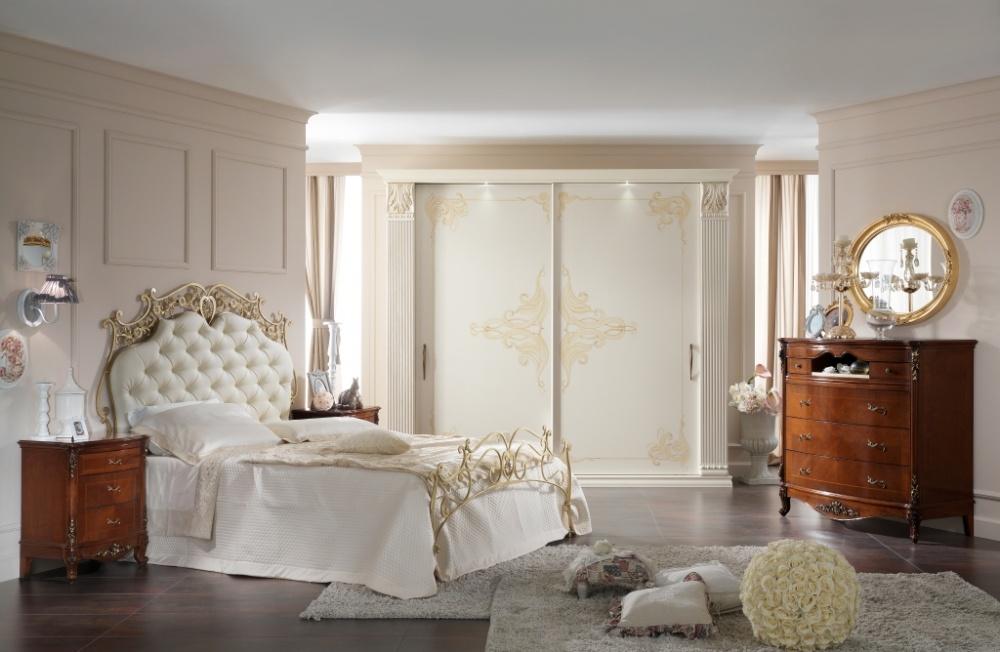 camera classica eleganza e gusto