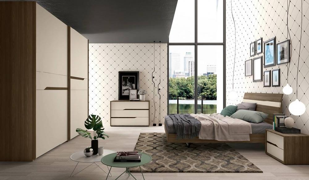 Camere da letto eleganti raffinate funzionali - Arredamenti camere da letto ...