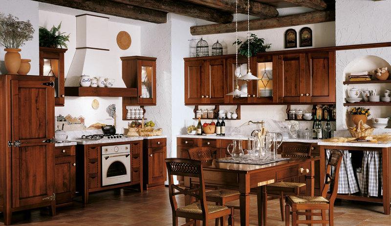 cucina classica modello Francesca azienda Arrex