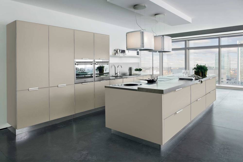 Stunning Cucine Isola Centrale Pictures - Amazing House Design ...