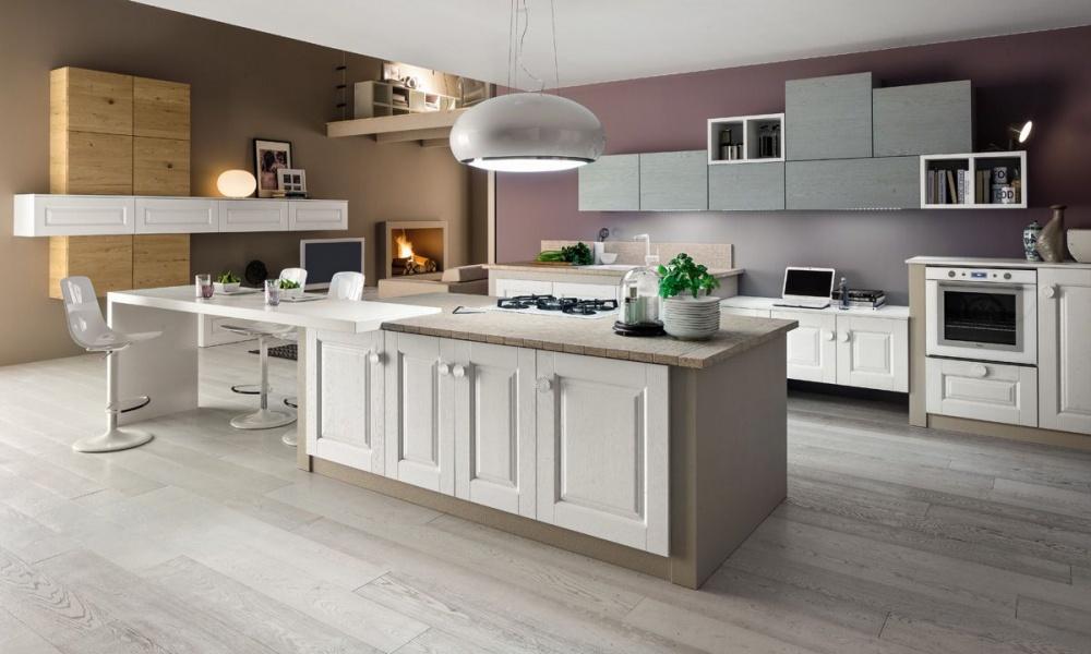 cucina anta in massello cucina in muratura