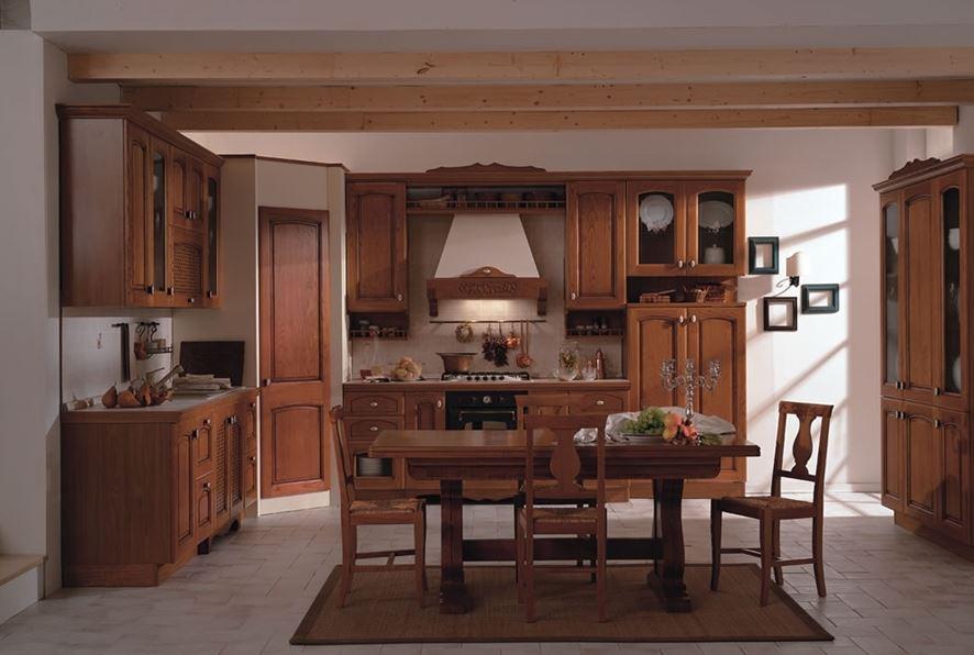 cucina classica azienda Axis
