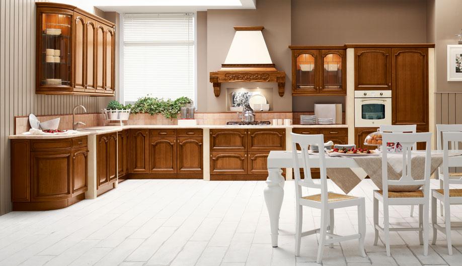 cucina classica modello eleonora azienda Arrex