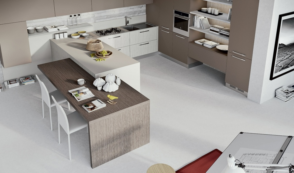 cucina moderna arredo3 a milano