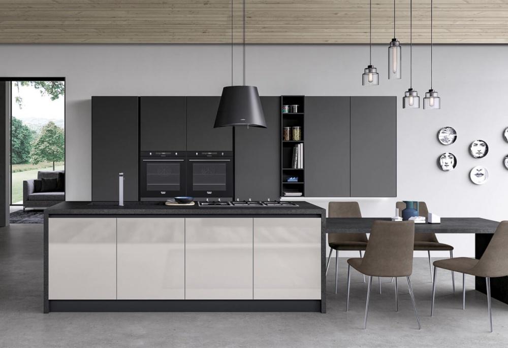 Cucina Glass - Arredo3 - Gruppo Ingrosso Arredamenti