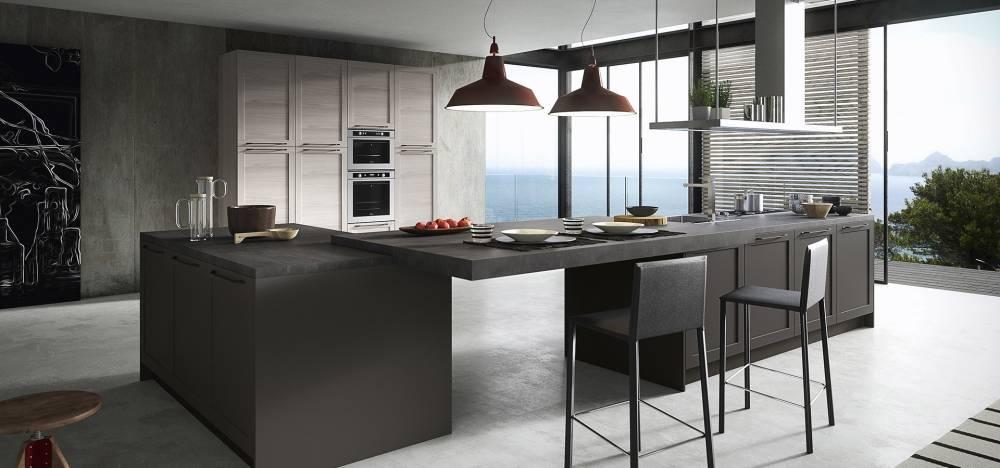 arredare cucina e soggiorno Ingrosso Arredamenti il piu´ grande ...