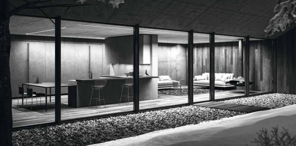 Arredare casa con il colore grigio