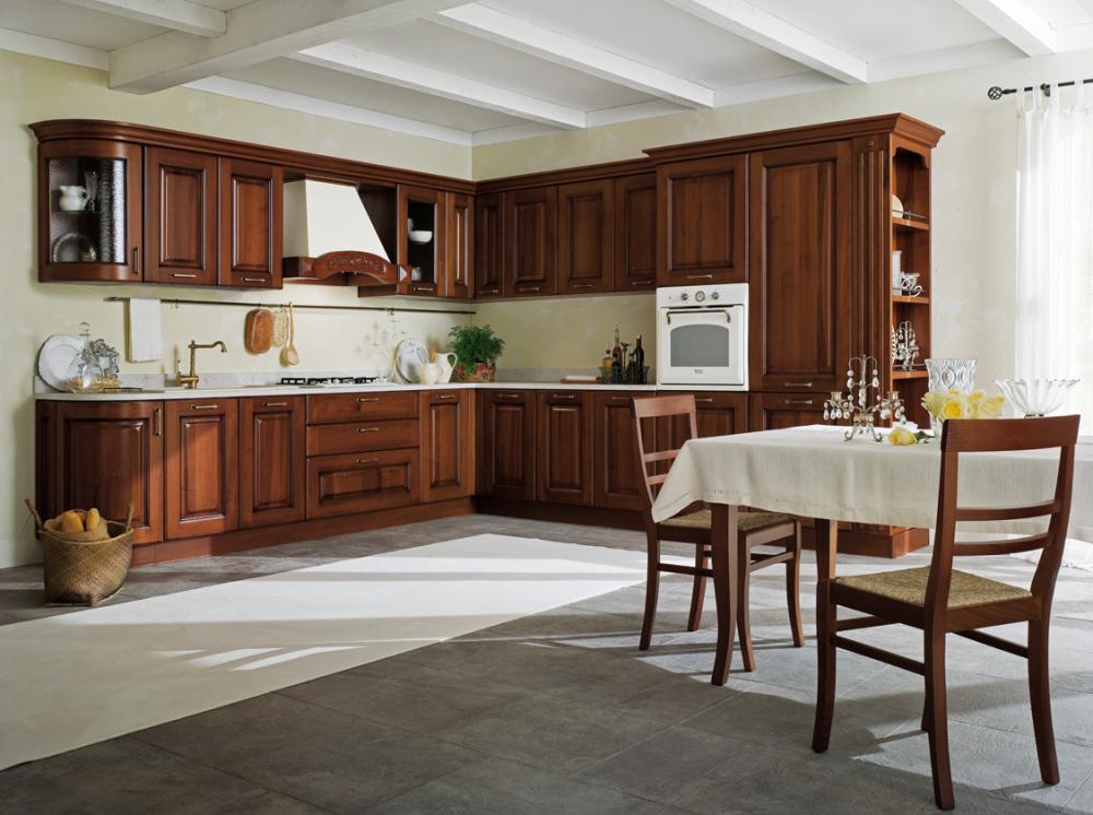 Cucina in legno Pro e Contro