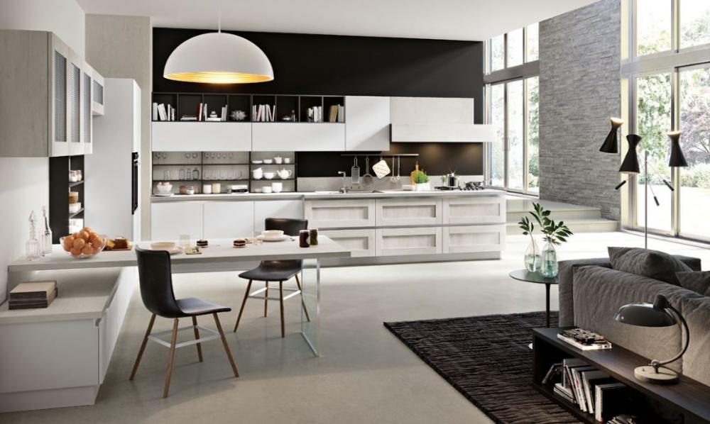 cucina spar modello daytona moderna a Roma