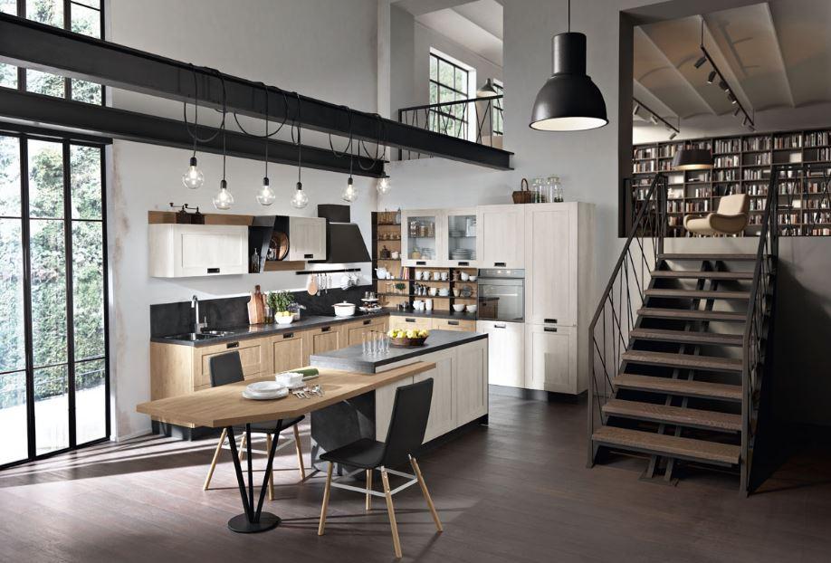 cucina Spar modello daytona style 16 a Roma