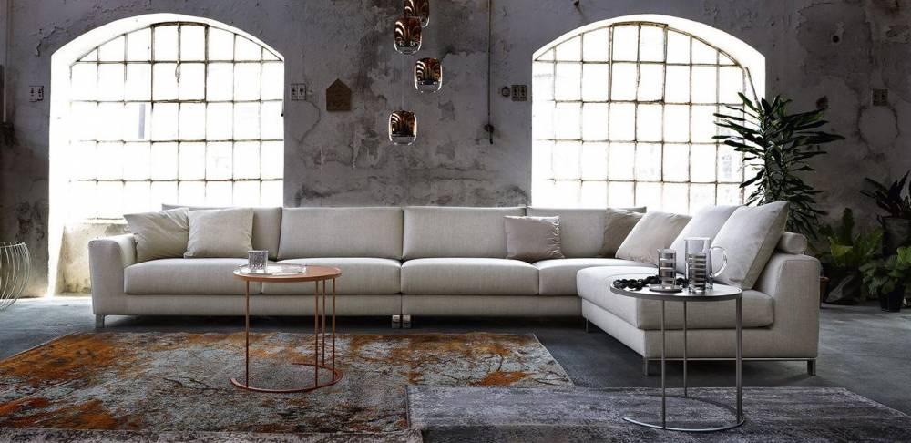 divano moderno modello bubai spagnol