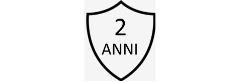 Garanzia 2 anni