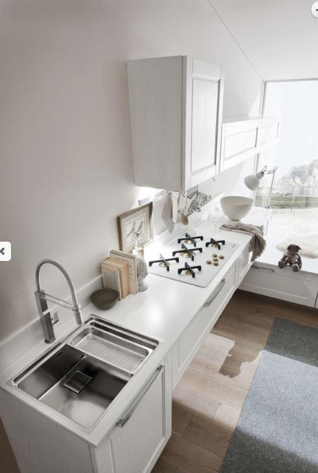 il bello di arredare la cucina con mobili di qualità