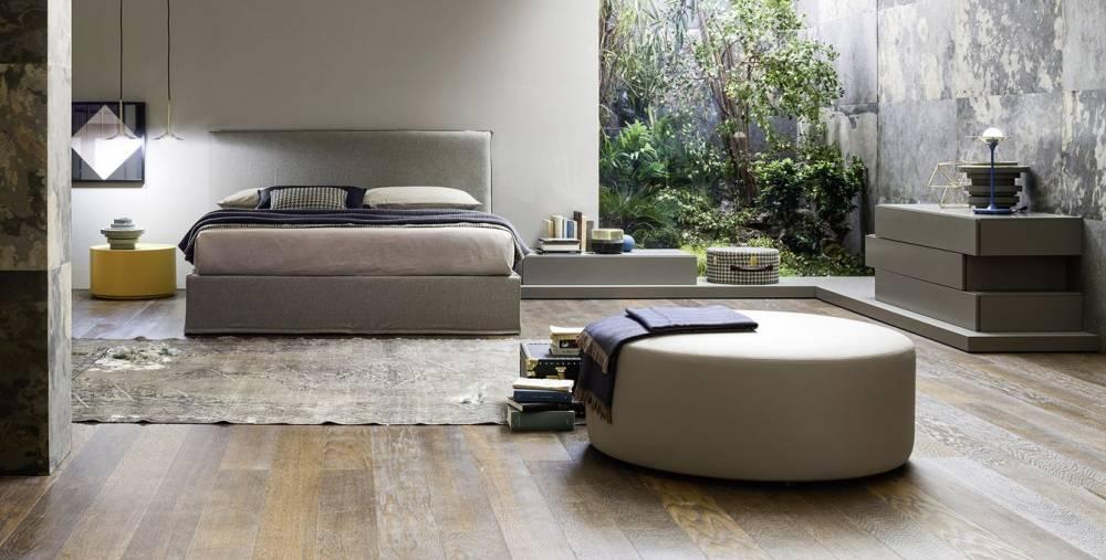 camera moderna Novamobili nostra sede Lombardia