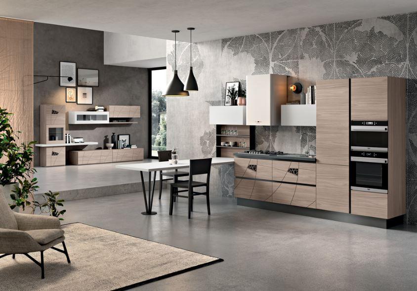 cucina Spar modello lapis1 a Roma