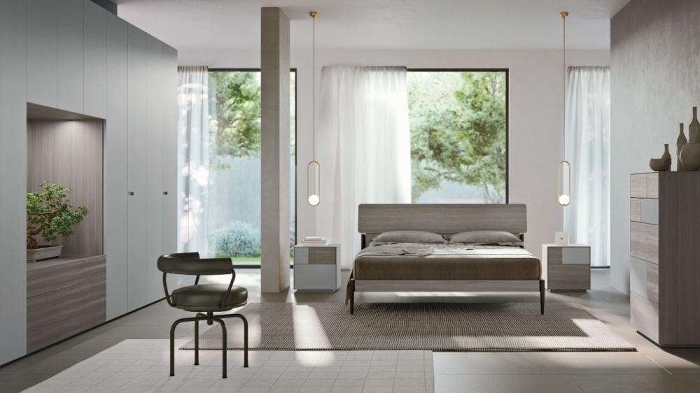 camera da letto Orme Casorezzo