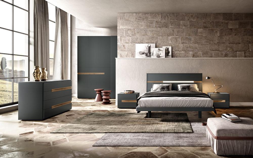 Soluzioni per arredare la camera da letto