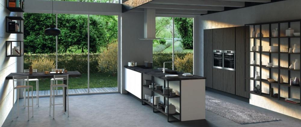 cucina modello mia02 bindi a Milano