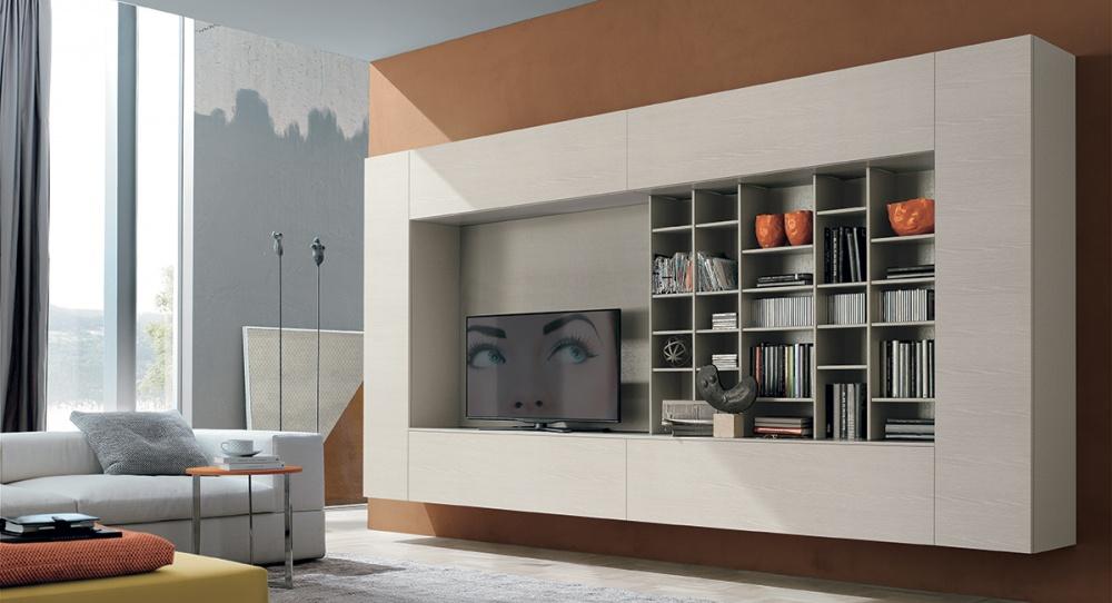 Mobile soggiorno moderno padova - Arredamento sala moderna ...