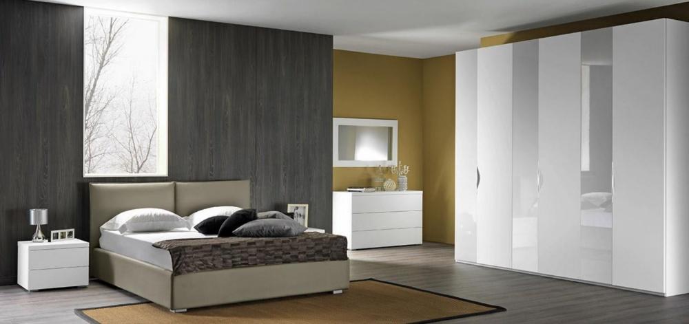 Mobili e camere da letto moderne azienda alpe for Camere da letto moderne colore olmo