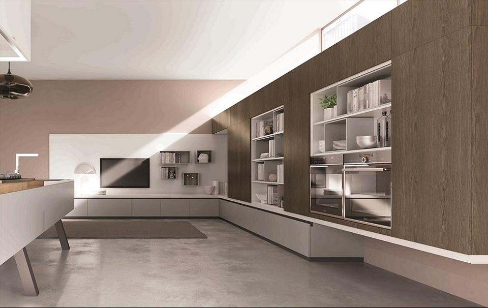 cucina moderna modello Officina Axis