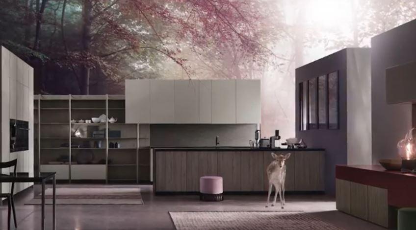 cucina modello natural stosa a Milano