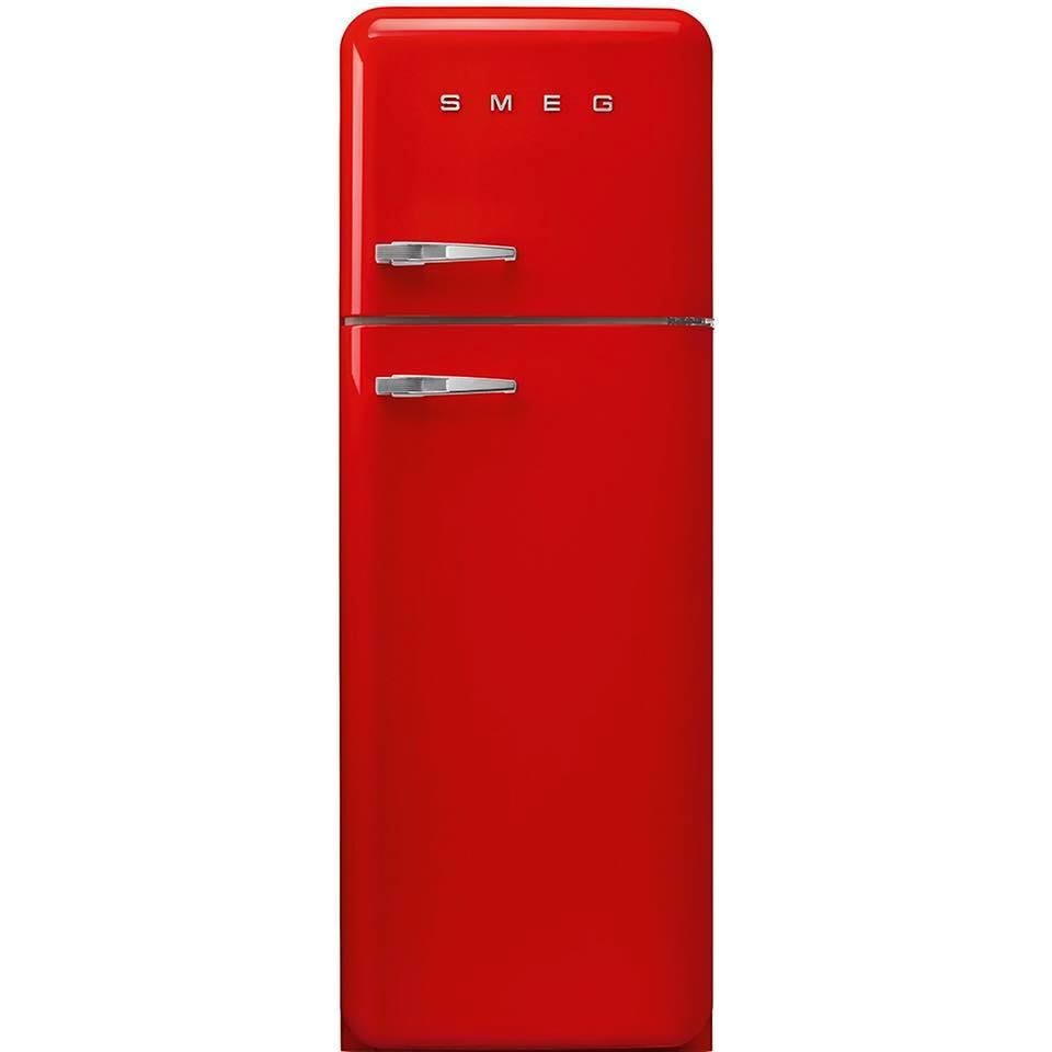 offerta frigorifero smeg colore rosso