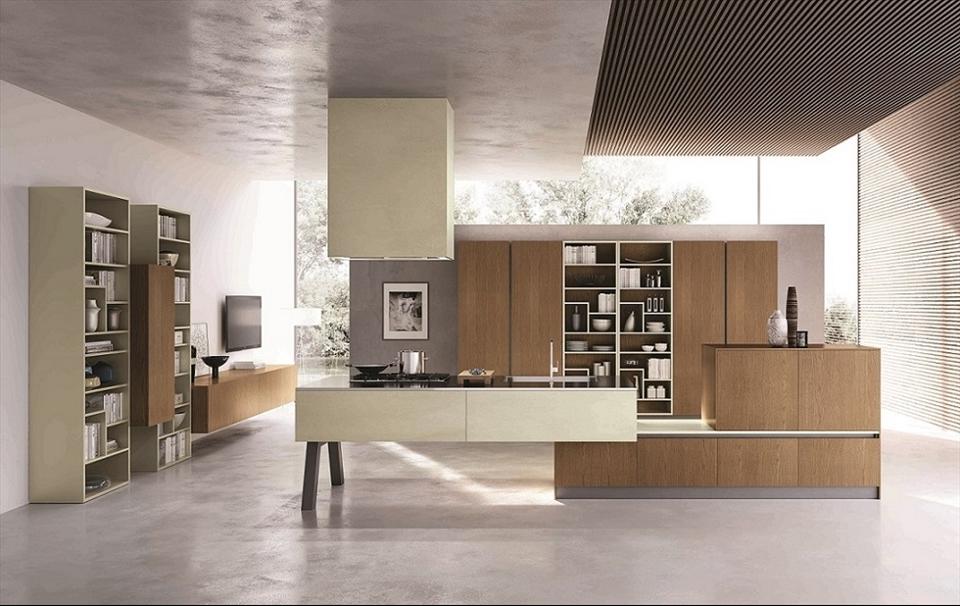cucina Axis Officina Gallery a Roma