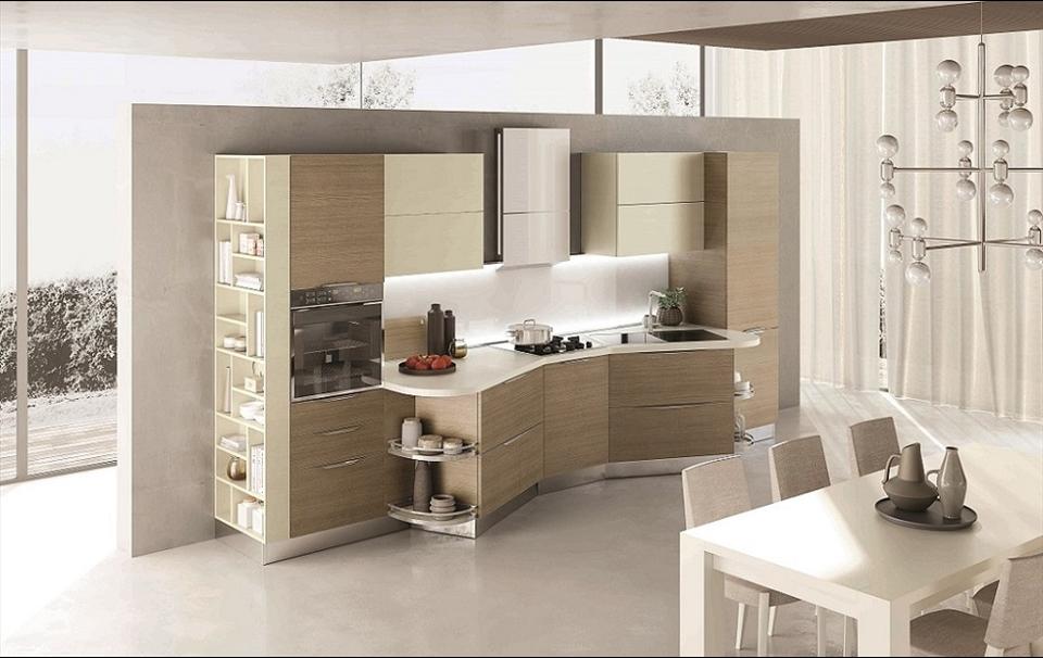 cucina Axis modello gallery 50 a Roma