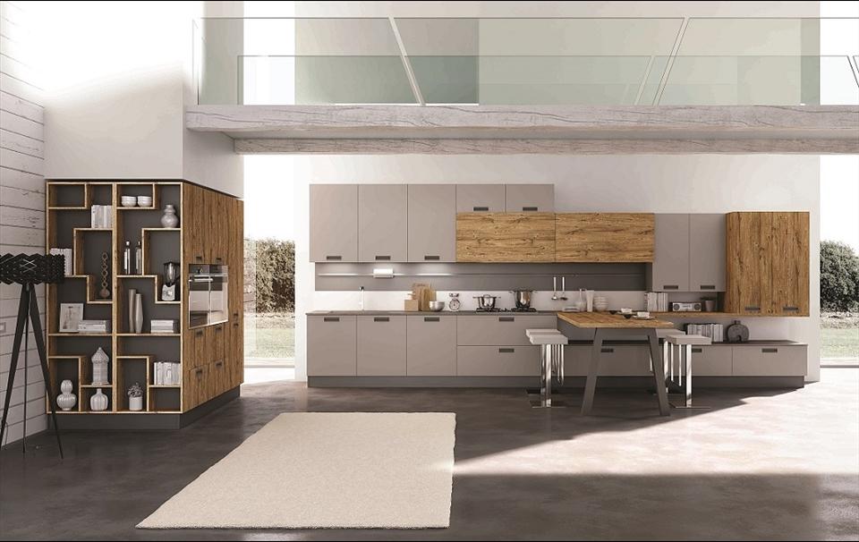 cucina Axis modello Gallery 68 a Roma