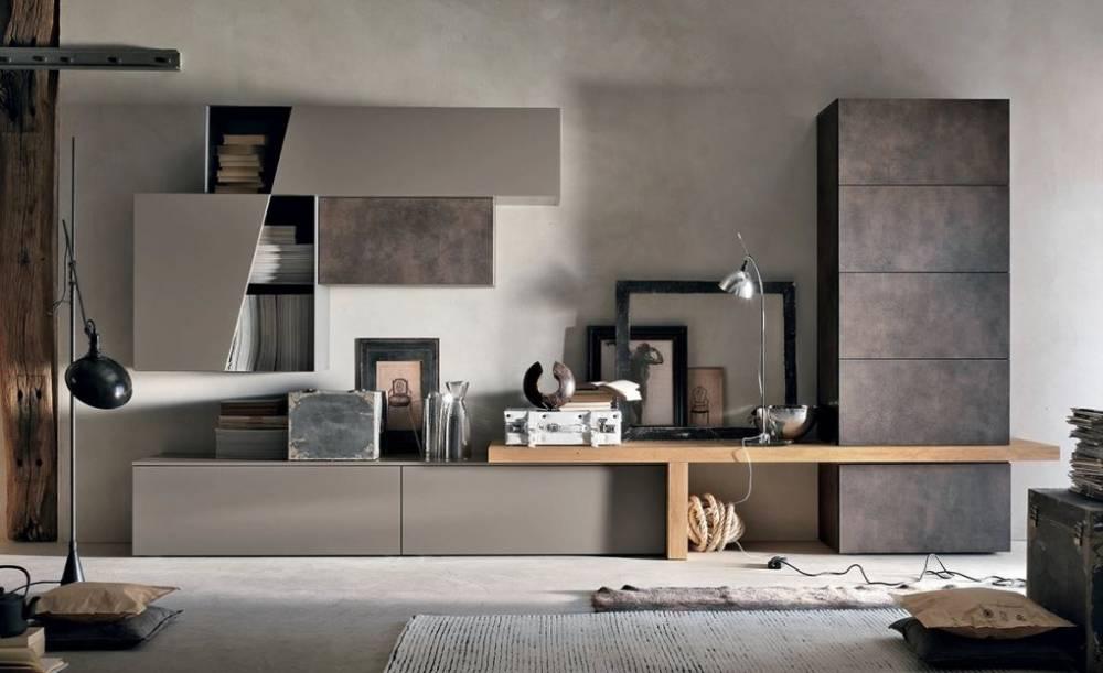 Colori Moderni Per Soggiorno : Mobili soggiorno moderni torino