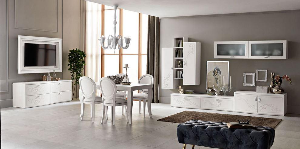 Spar soggiorno modello prestige 7 a Roma