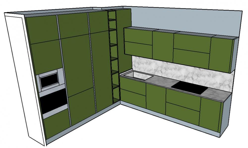 Progettazione cucine su misura a Casorezzo