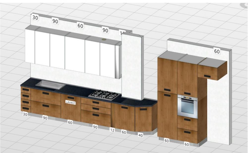 progettazione vendita cucine moderne su misura roma